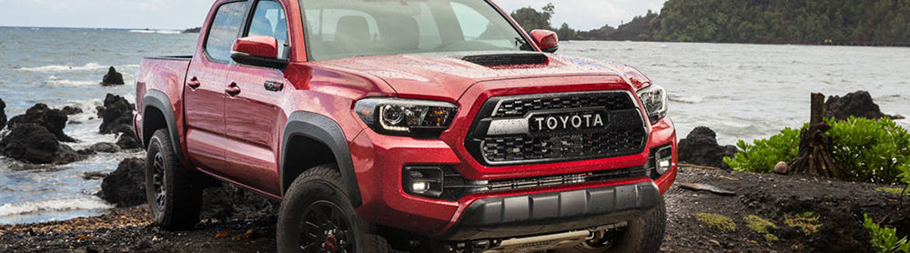 2019 Toyota Tacoma Trd Off Road Vs Trd Pro