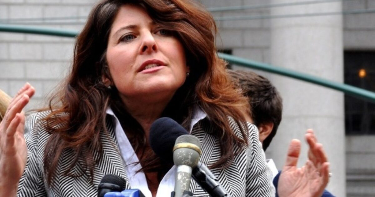Why the Uproar Over Naomi Wolf's Vagina? - In These Times