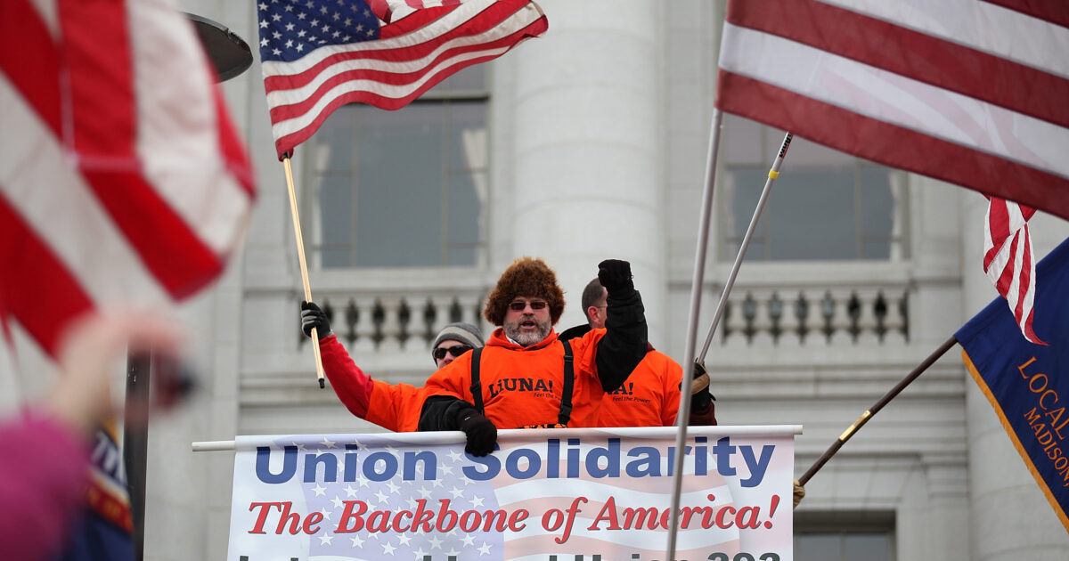 Is the Conservative Case for Organized Labor an Oxymoron?