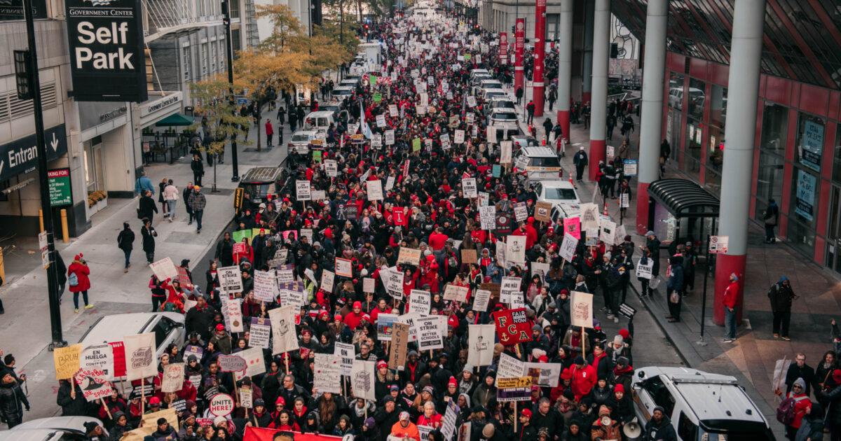 """How Can We Rebuild Working-Class Politics? Let's Go to """"Strike School."""" - In an interview, longtime organizer Jane McAlevey explains how unions and the Left across the globe have the power to defeat the billionaires—if we engage in concerted, collective action."""