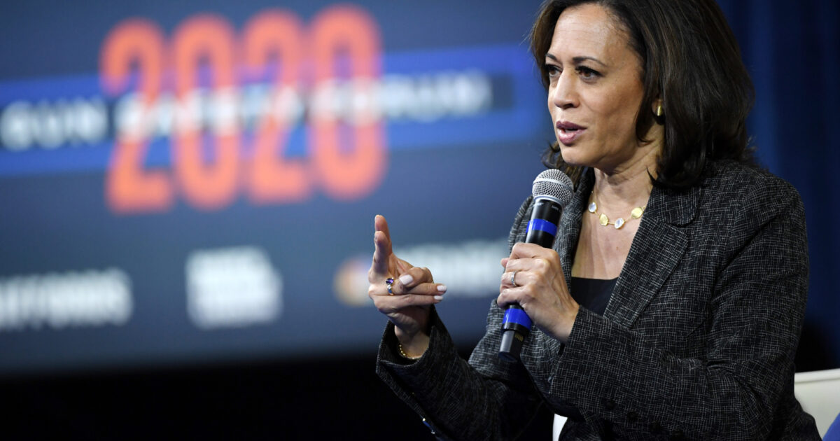Meet The Hawkish Liberal Think Tank Powering The Kamala Harris Campaign In These Times
