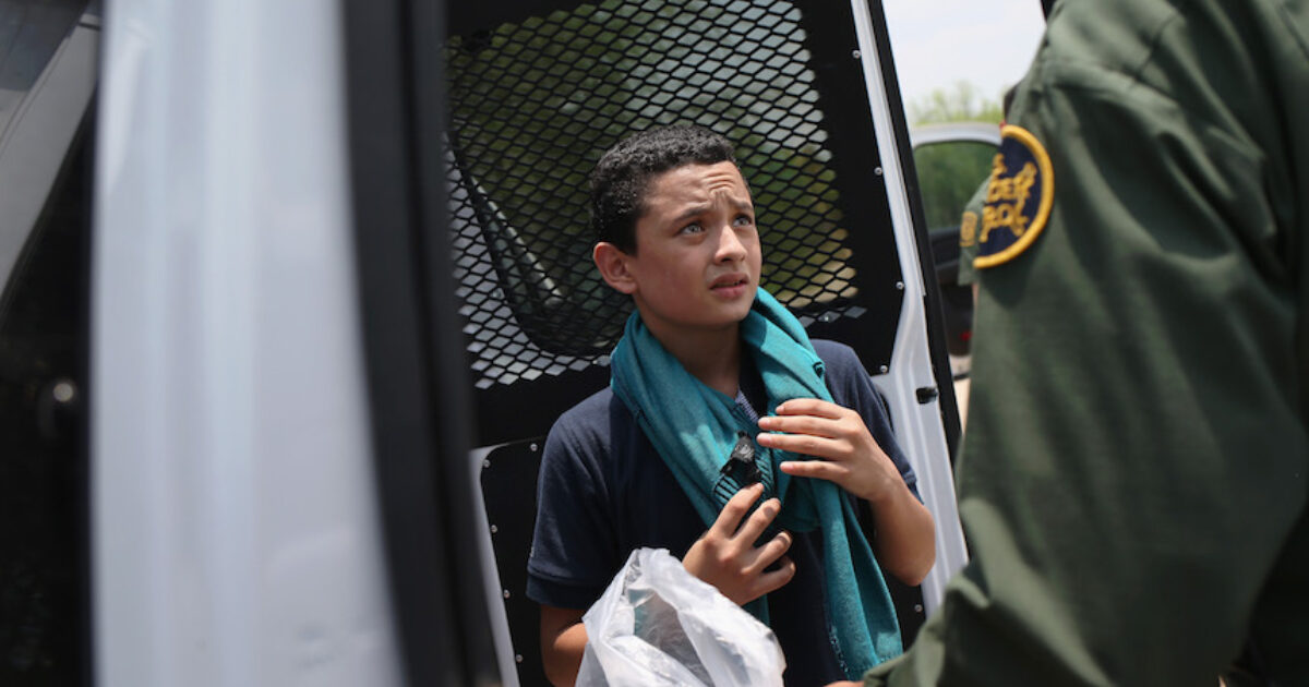 Trump Admin Is Scrubbing Information About Services for Migrant Children From Government Websites