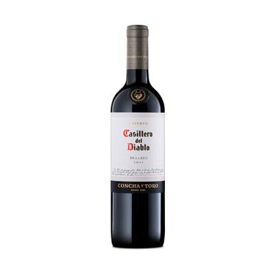 Vino Casillero Malbec X 750 Ml