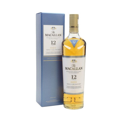 Whisky Macallan Triple Cask Matured 12 Yo X 700 Ml