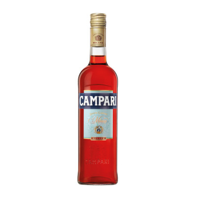 Licor De Frutas Campari X 750 Ml