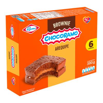 Brownie Ramo X 6 Unds