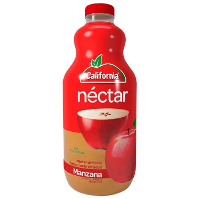 Néctar California Manzana Botella X 900 Ml