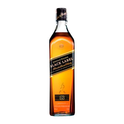 Whisky Johnnie Walker Black Label X 375 Ml