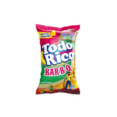 Todo Rico Bbq 250 Grs