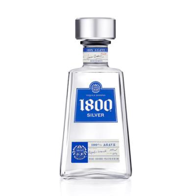 Tequila Reserva 1800 Silver X 750ml