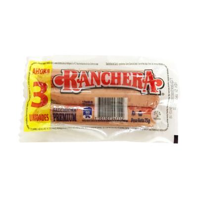 Salchicha Ranchera X 3 Unds