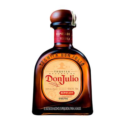 Tequila Don Julio Reposado X 750 Ml