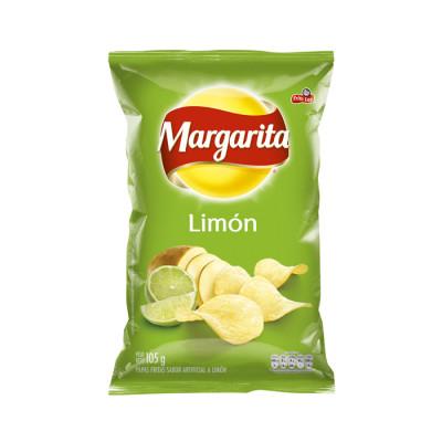 Papa Margarita Limon 105 Grs