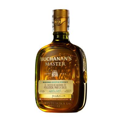 Whisky Buchanans Master X 750 Ml