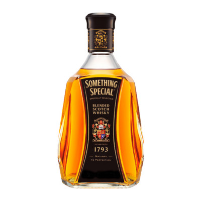 Whisky Something Special X 1000 Ml