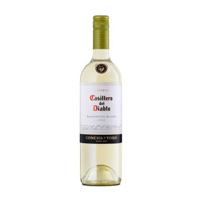 Vino Casillero Sauvignon Blanco X 750 Ml
