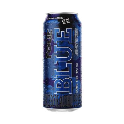Bebiba Alcoholica Four Loko Blue 473ml