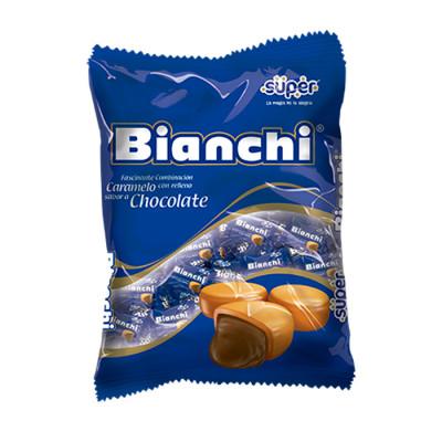 caramelo bianchi chocolate x 100 unds