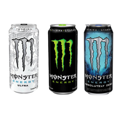 Monster Sabores X 473 Ml