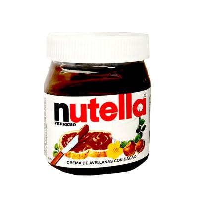 Crema De Avellanas Nutella X 350 Grs