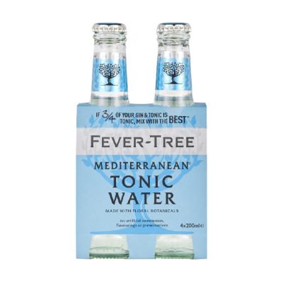 Agua Tonica Mediterranean Tonic Four Pack