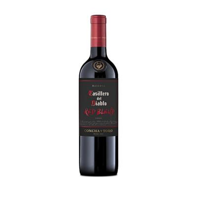 Vino Casillero Red Blend X 750 Ml
