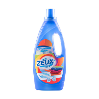 Detergente Liquido Zeux  1000 Ml