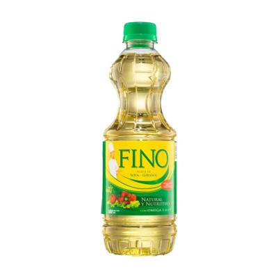 Aceite Fino Vegetal X 500 Ml