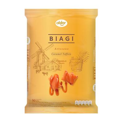 Caramelo Blando Biagi Artesano Caramelo X 50 Unds