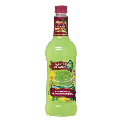 Base Coctel Master Of Mixes Margarita Mixer X 1000 Ml