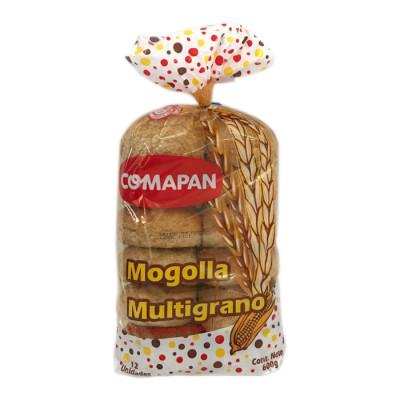 Mogolla Multigrano Comapan X 600 Grs