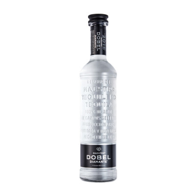 Tequila Reposado Tequilero Doble Diamante X 750ml