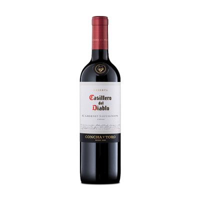 Vino Casillero Cabernet Sauvignon X 750 Ml