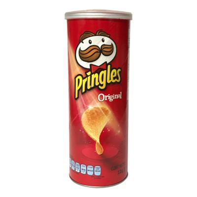 Papas Pringles Original X 137 Grs