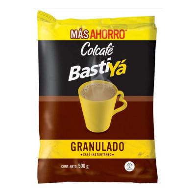 Cafe Bastiya Granulado X 500 Grs
