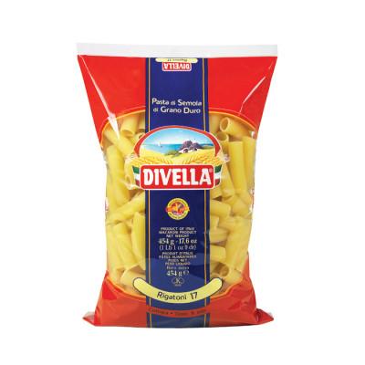 Pasta Divella Rigatoni 454 Grs