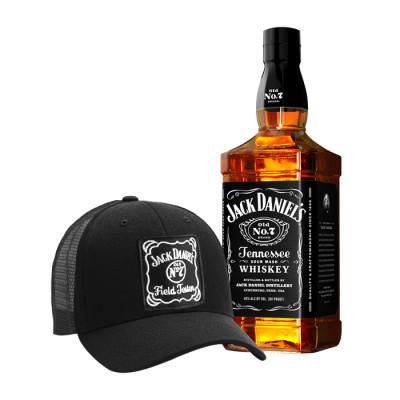 Whisky Jack Daniel's X 750 Ml Gratis Gorra