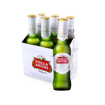 Cerveza Stella Artois 330 Ml X6 Unid