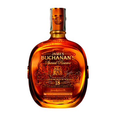Whisky Buchanas 18 Años Special Reserve X 750 Ml