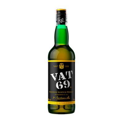 Whisky Vat 69 X 750 Ml