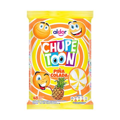Chupete Chupetoon  Piña Colada X 48 Unds