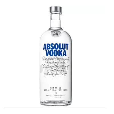 Vodka Absolut X 1000 Ml