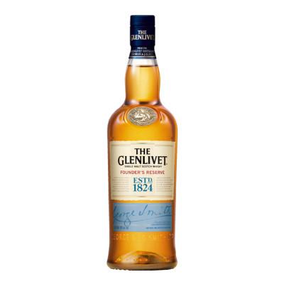 Whisky Glenlivet Founders Reserve X 700 Ml