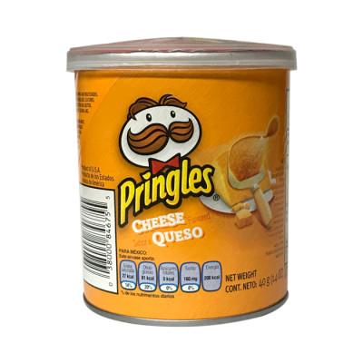 Papas Pringles Queso X 37 Grs
