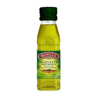 Aceite Oliva Borges Extra Virgen X 125 Ml