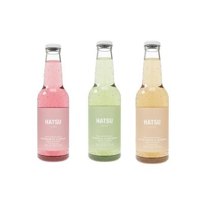 Soda Hatsu Sabores X 300ml