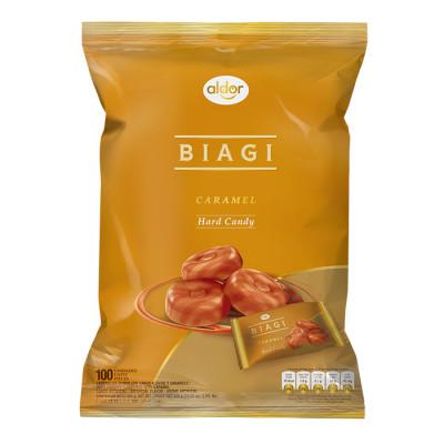 Caramelo Blando Biagi Caramelo X 100 Unds