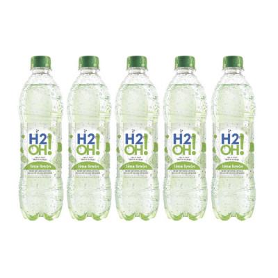 H2o Limon X 15 Unidades X 600 Ml