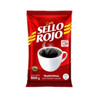 Cafe Sello Rojo X 500 Grs