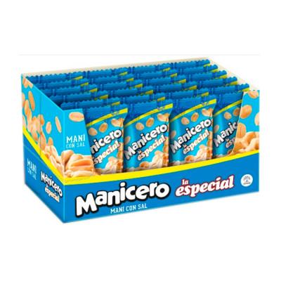 Mani Manicero Sal X 24 Unids 25 Grs